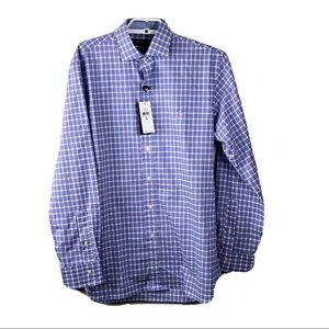 Polo Ralph Lauren Stretch Button Front Shirt M